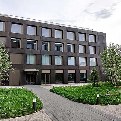 Centre Equilibre Formation Genève à Vernier (extérieur)